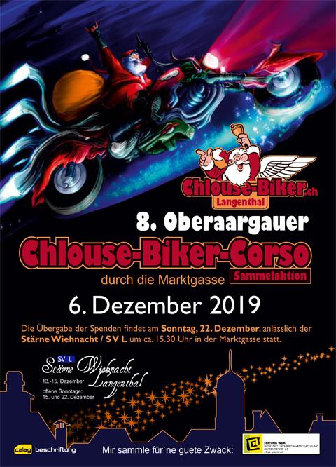 Chlouse Biker Corso 2019