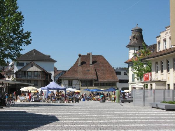 Flohmarkt am 26. Mai 2012