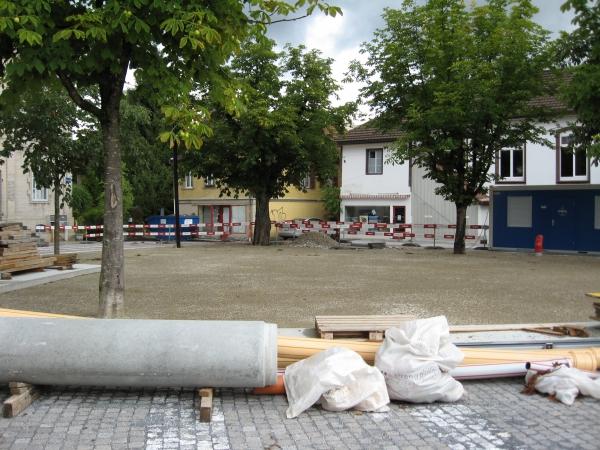 Pétanque-Platz