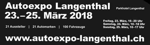 autoexpo Langenthal 2018
