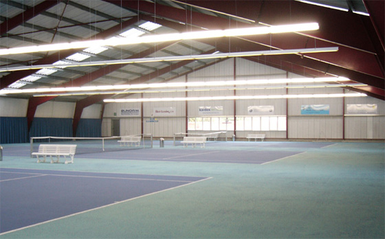 Tenniscenter Lotzwil des Tennisclub Langenthal