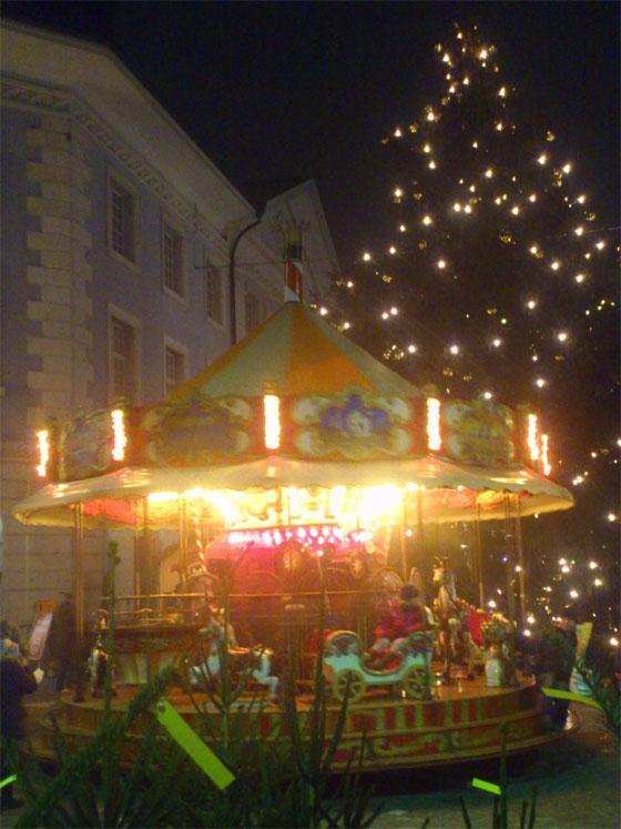 Stärnewiehnacht Langenthal