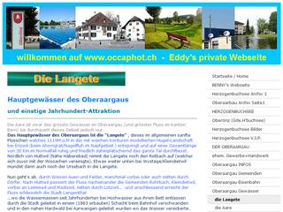 Site von occaphot.ch